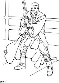 Coloriage De Anakin Skywalker à Imprimer Sur Coloriage DE Com