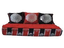 concept kit de tissu moderne pour salon marocain