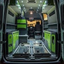 Image Result For Sprinter Van Conversion Kits