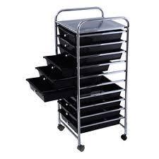 Drawer Rolling Cart