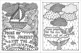 Gorgeous Inspiration Inspirational Coloring Pages For Adults Amazon Posh Adult Book Quotes Fun