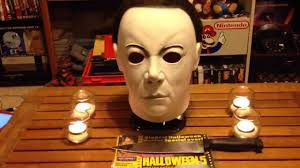 Halloween Resurrection Maske by Halloween 8 Resurrection Mask Youtube