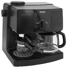Krups XP 1500 10 Cups Coffee Espresso Combo