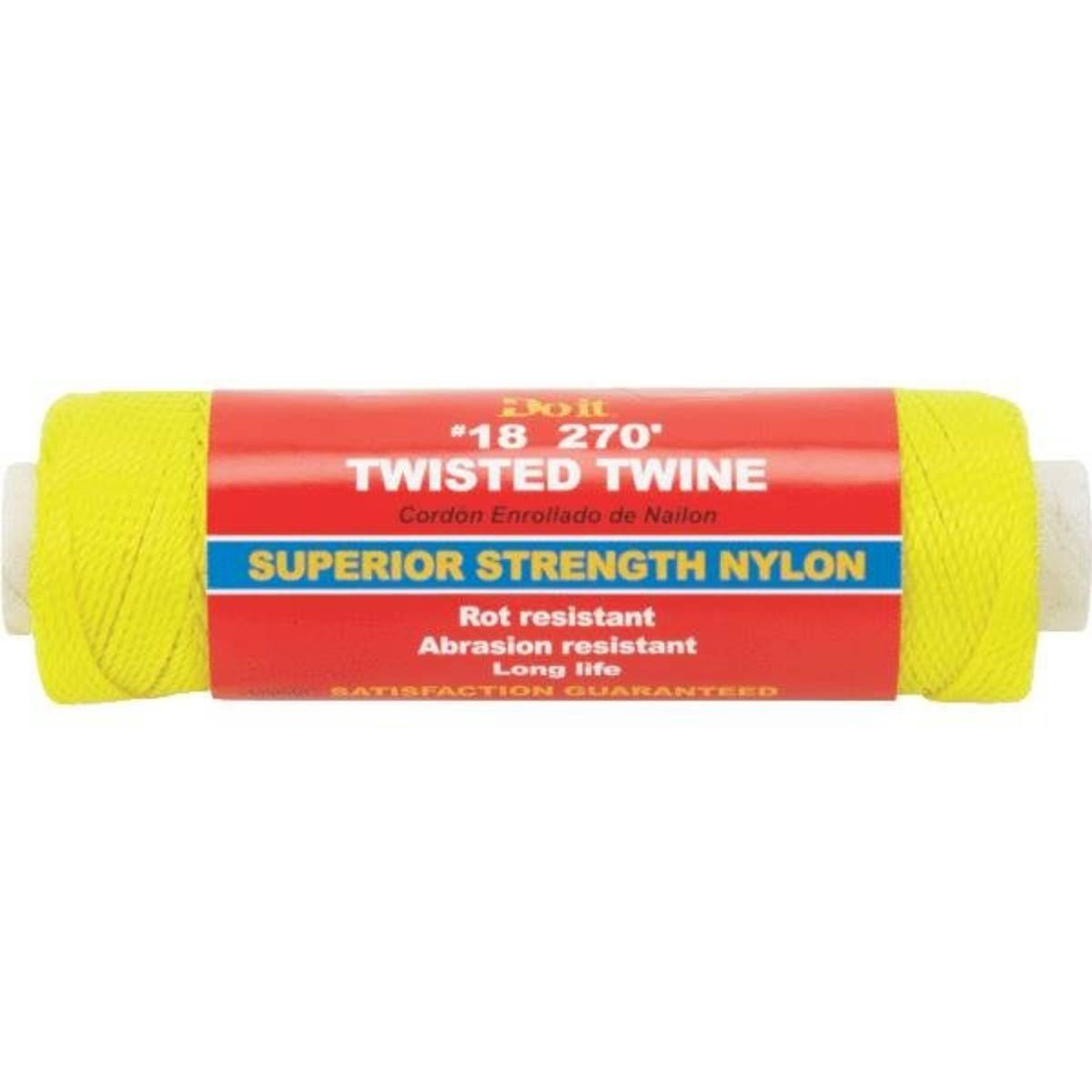 Sim Supply Nylon Twine - #18, 270'