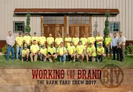 Working For The Brand: The Barn Yard Crew 2017: The Barn Yard ... Carriage House Storage Shed Pricing Options List Brochures Removal 4outdoor Be Unique With Custom Sheds And Prefab Garages Dutch Barn Amish Yard Traditional Series Buildings The Barn Raising Green Mountain Timber Frames Middletown Springsvermont Types Crew Corner Farm Everton Victorian Great Barns Cabin Shells Portable Sturdibilt Builders Topeka
