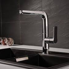 kitchen sink faucets mlfalls copper chrome 360 rotating quartz