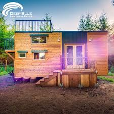100 Small Home On Wheels Prefabricated Steel Building Prefab Tiny House For Sale Factory Direct Supply Steel Frame Kitset Tiny Houses Park Rv Buy Trailer