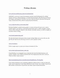 50 Unique Resume Examples For Jobs With No Experience