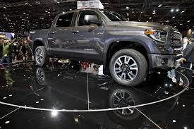 100 Toyota Full Size Truck Fullsize Tundra Sales Drop By Nearly 13 Percent San