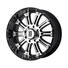 100 16 Inch Truck Wheels XD Series XD 795 Hoss MultiSpoke Machined