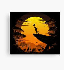 The Circle Of Life Canvas Print
