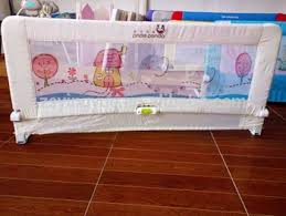2016 New Child Bed Rails Baby Bed Fence Bed Rails Fence Bed Buffer