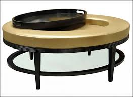 Round Coffee Table With Stools Underneath by Living Rooms Design Magnificent Upholstered Ottoman Coffee Table