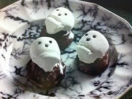 Ideas For Halloween Food by 100 Marshmallow Ideas For Halloween 13 Spooky Vegan Recipe