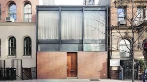 100 Glass House Architecture Tour A Philip Johnson Guesthouse