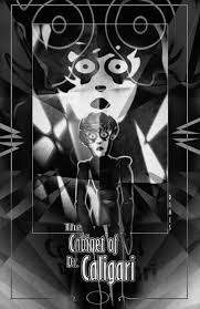The Cabinet Of Doctor Caligari 1920 by The Cabinet Of Dr Caligari By Dimestime On Deviantart