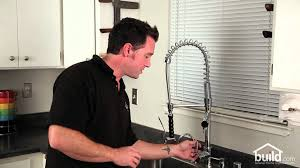 Pull Down Kitchen Faucets Stainless Steel by Vigo Vg02007 Single Handle Chrome Kitchen Faucet Review Youtube