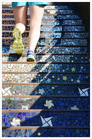16th Avenue Tiled Steps In San Francisco by Moraga Steps08 Jpg