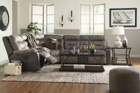 Hacklesbury Brownstone Reclining Sectional from Ashley