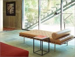 barcelona chair bauhaus wohnen architektur