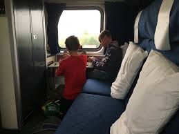 Superliner Family Bedroom by 34 Hours On Amtrak California Zephyr Miles For Family
