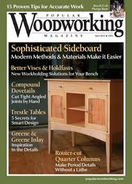 april 2013 203 popular woodworking magazine