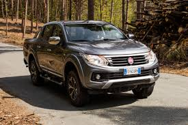 100 Fiat Pickup Truck Fullback Review Auto Express