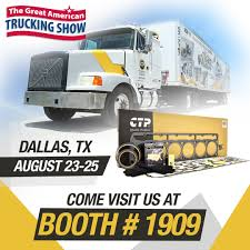 100 Great American Trucking Costex Tractor Parts On Twitter CTP Will Be At The