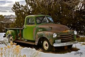 100 Brown Line Trucking Abandoned Rusty Trucks Wih Personality