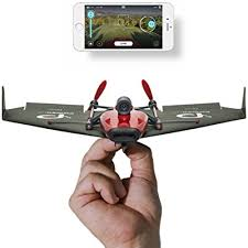Amazon POWERUP FPV Smartphone Controlled Paper Airplane with
