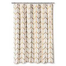 Gray Ombre Curtains Target by Best 25 Gold Shower Curtain Ideas On Pinterest Gold Shower