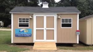 Mule Shed Mover Dealers by Cardinal Buildings Storage Sheds Youtube