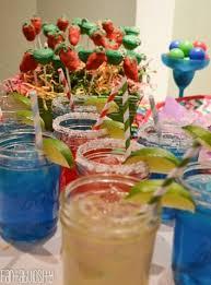 Fiesta Housewarming Party Ideas Margaritas In Mason Jars