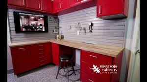 Sears Garage Storage Cabinets by Minnesota Cabinets Ultimate Garage Storage Solution Youtube