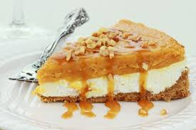 Pumpkin Layer Cheesecake by This No Bake Double Layer Pumpkin Cream Pie Will Give The Classic