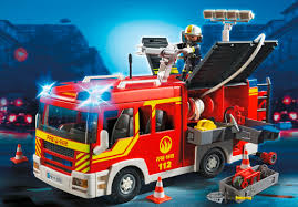 Playmobil City Action - Fire Engine With Lights And Sound | The Toy Barn Playmobil 4820 City Action Ladder Unit Amazoncouk Toys Games Exclusive Take Along Fire Station Youtube Playmobil 5682 Lights And Sounds Engine Unboxing Wz Straacki 4821 Md With Rescue Playset Walmart Canada Toysrus Truck Emmajs Airport Sound Saves Imaginext Batman Burnt Batcopter Dc Vintage Playmobil 3182 Misb Ebay