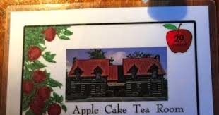 From my Table to You The Apple Cake Tea Room