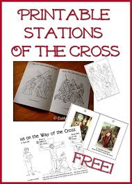 A Round Up Of Stations The Cross Coloring Books Booklets And More