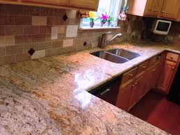 100 Kitchen Tile Kitchen Grease Net Household by Backsplash Glass Tile Brown With Brown Cabinets Colonial Gold