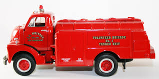 100 Jcwhitney Trucks First Gear 1952 GMC Fuel Tanker JC Whitney FD Chicago Fire And