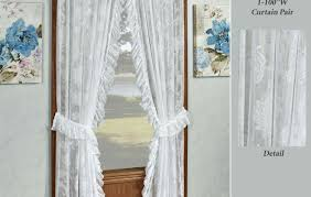 Jcpenney White Blackout Curtains by 100 Sears White Blackout Curtains Priscilla Curtains Window