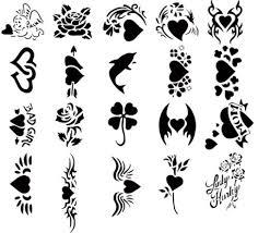 Tattoo Clipart Paper 2