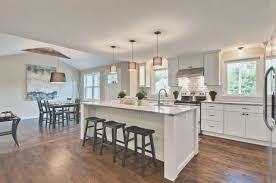 Kitchentop White Shaker Cabinets Kitchen Home Decor Color Trends