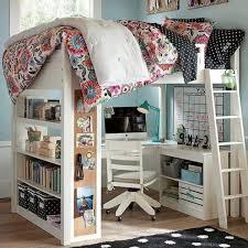 loft bed with desk underneath little tykes pinterest lofts