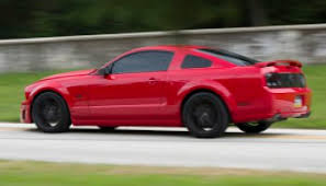 Turning Heads & Spinning Wheels Nina s 2007 Mustang GT