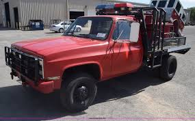1987 Chevrolet D30 Flatbed Brush Fire Truck | Item L3833 | S... Dodge Ram Brush Fire Truck Trucks Fire Service Pinterest Grand Haven Tribune New Takes The Road Brush Deep South M T And Safety Fort Drum Department On Alert This Season Wrvo 2018 Ford F550 4x4 Sierra Series Truck Used Details Skid Units For Flatbeds Pickup Wildland Inver Grove Heights Mn Official Website St George Ga Chivvis Corp Apparatus Equipment Sales Our Vestal