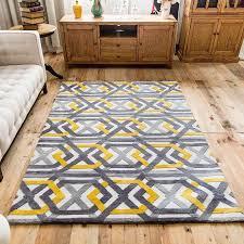 einfache pastoralen mittelmeer blau teppich teppich wohnzimmer tisch sofa schlafzimmer hause boden wand dekoration