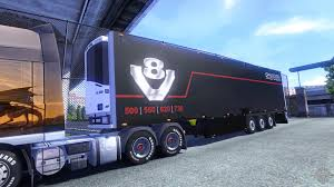 Euro Truck Simulator 2 Trailers - Download ETS 2 Trailer Mods