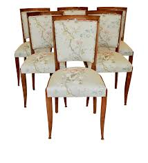 1930s Vintage French Art Deco Dining Chairs - Set Of 6 Art Deco Ding Set Buyfla Art Deco Ding Room Chairs Fniture French Style Set Large Chair Products In 2019 Metal Bed Frame Modern Uk Table And Chairs For Sale Strathco Custom Upholstered Of 8 Antique Burr Ref No 03979 Regent Antiques Style Fniture Alargaco English Leather Newel 1930s Vintage 6 1940s Ebony Stained Oak Decostyle With Vase Shaped Legs Descgarappvnonline