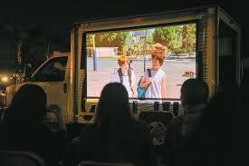 Cinema Hits Streets With Mobile Truck - The San Diego Union-Tribune